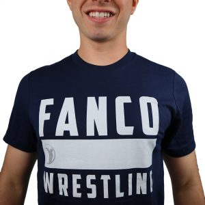 We Are Fanco Wrestling Tee