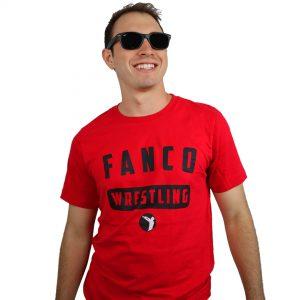 Tough Love Fanco Wrestling Tee