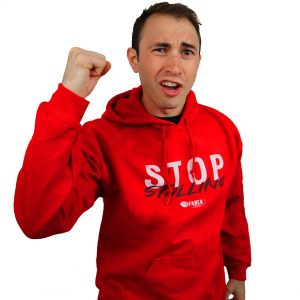 Stop Stalling! Fanco Hoodie