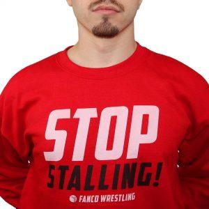 Stop Stalling! Crewneck