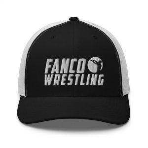 Fanco Wrestling Trucker Hat